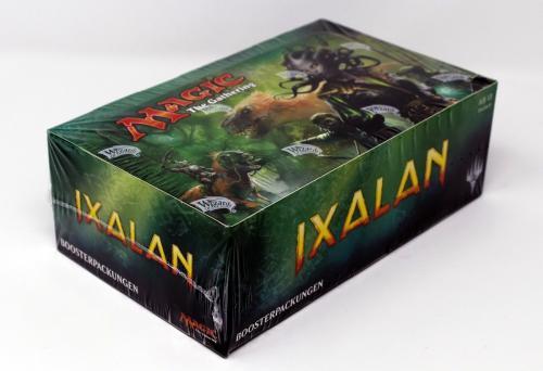 Magic The Gathering Mtg Ixalan German Booster Box Factory Sealed New