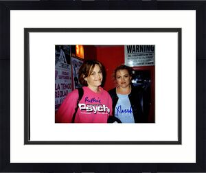 Magnapop Autographed Ruthie And Linda Signed 8x10 Photo UACC RD AFTAL