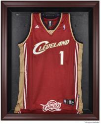 Cleveland Cavaliers Mahogany Framed Team Logo Jersey Display Case