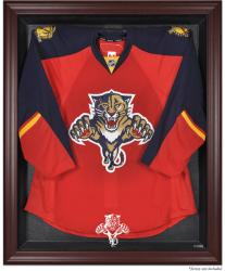 Florida Panthers Mahogany Jersey Display Case