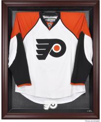 Philadelphia Flyers Mahogany Jersey Display Case