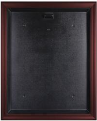 Mahogany Framed Jersey Case