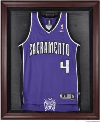 Sacramento Kings Mahogany Framed Team Logo Jersey Display Case