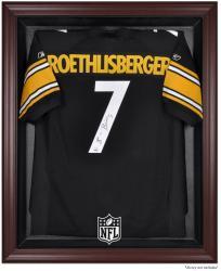 NFL Mahogany Frame Jersey Display Case