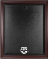 Mahogany Framed (ny Red Bulls) Logo Jersey Case