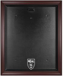 Mahogany Framed (real Salt Lake) Logo Jersey Case