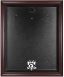 Mahogany Framed (san Jose Earthquakes) Logo Jersey Case