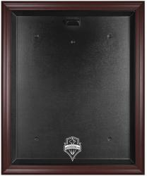 Mahogany Framed (seattle Sounders Fc) Logo Jersey Case