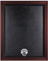 Seattle SuperSonics Mahogany Finished Logo Jersey Case