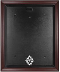 Mahogany Framed (vancouver Whitecaps) Logo Jersey Case