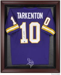 Minnesota Vikings  Mahogany Frame Jersey Display Case