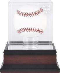 Vanderbilt Commodores 2014 College World Series Champions Mahogany Baseball Display Case