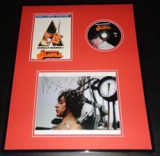 Malcolm McDowell Signed Framed 16x20 Photo & A Clockwork Orange DVD Display JSA
