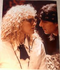 "Malin Akerman Signed Autograph Hot ""rock Of Ages"" Tom Cruise Kiss 8x10 Photo Coa"