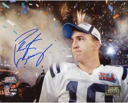 Peyton Manning Autographed Colts 8x10 Photo