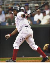 "Manny Ramirez Boston Red Sox Autographed 16"" x 20"" Photograph - Mounted Memories"