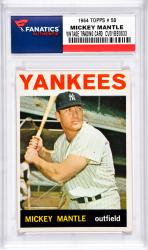Mantle, Mickey (1964 Topps # 50) Card 2