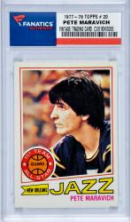 Pete Maravich New Orleans Jazz 1977-78 Topps #20 Card