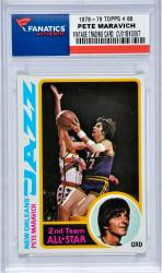 Pete Maravich New Orleans Jazz 1978-79 Topps #80 Card