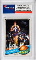 MARAVICH, PETE (1979-80 TOPPS # 60) CARD - Mounted Memories