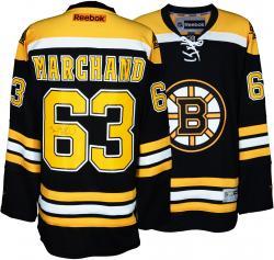 Brad Marchand Boston Bruins Autographed Reebok Premier Jersey