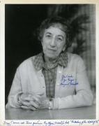 Margaret Hamilton Jsa Coa Autograph 8x10 Photo Hand Signed Authentic