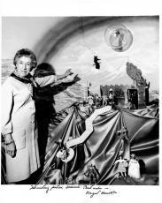 Margaret Hamilton Signed Oz Autographed 8x10 Original Press Photo PSA/DNA#H43403
