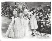 "MARGARET PELLEGRINI as VILLAGER/SLEEPYHEAD in the 1939 Movie ""THE WIZARD OF OZ""  (Passed Away 2013) Signed 10x8 B/W Photo"