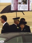 Margaret Thatcher Signed 8x10 Photo Jsa Spence Coa