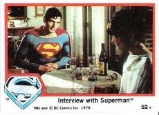 "MARGOT KIDDER as LOIS LANE in ""SUPERMAN"" Signed 1978 TM's & DC COMIC CARD"