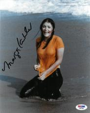 Margot Kidder Signed Authentic Autographed 8x10 Photo PSA/DNA #C67332