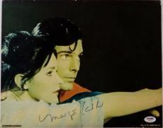 Margot Kidder Signed Superman 11x14 Photo Photograph PSA/DNA Y48841 Autograph