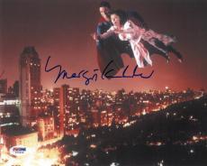 Margot Kidder Signed Superman Authentic Autographed 8x10 Photo (PSA/DNA) #V69939