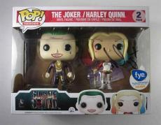 Margot Robbie Suicide Squad Harley Quinn Autographed Signed Funko Pop Doll JSA