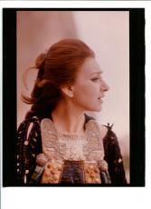 Maria Callas Greek Soprano Opera Singer Color Photo #2