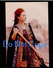 Maria Callas Greek Soprano Opera Singer Color Photo #3
