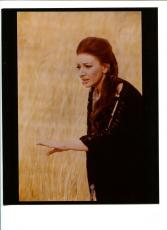 Maria Callas Greek Soprano Opera Singer Color Photo #4