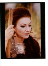 Maria Callas Greek Soprano Opera Singer Color Photo #5