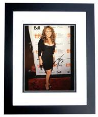 Mariah Carey Autographed 11x14 Photo BLACK CUSTOM FRAME