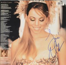 Mariah Carey Autographed My All Album Cover - PSA/DNA COA