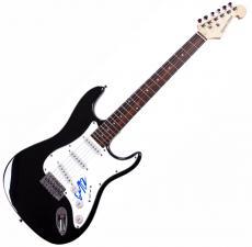 Mariah Carey Autographed Signed Electric Guitar AFTAL UACC RD COA