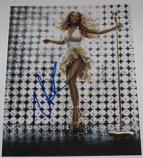 Mariah Carey Signed 8x10 Photo Autograph Proof Mimi American Idol Coa