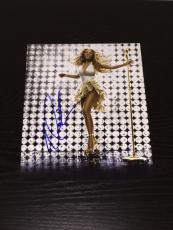 MARIAH CAREY SIGNED AUTOGRAPH SEXY SEDUCTIVE BABE HOT LEGS POSING 8x10 PHOTO COA