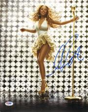 MARIAH CAREY Signed Autographed 11x14 Photo PSA/DNA #AB97129