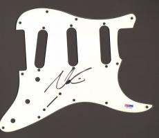 MARIAH CAREY Signed Autographed Guitar Pickguard PSA/DNA #G10361