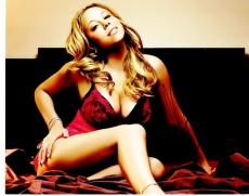 Mariah Carey Signed - Autographed Sexy Singer - Songwriter 11x14 inch Photo - Guaranteed to pass PSA or JSA
