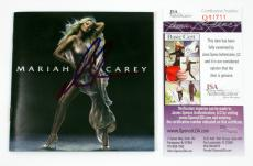 Mariah Carey Signed CD Booklet Only The Emancipation of Mimi with JSA AUTO