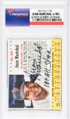 Juan Marichal San Francisco Giants Autographed 1963 Post #109 Card with 10 X All Star Inscription - Mounted Memories  - Mounted Memories