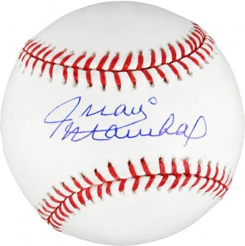 Juan Marichal Autographed Baseball