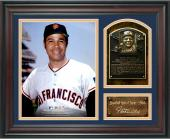 "Juan Marichal Baseball Hall of Fame Framed 15"" x 17"" Collage with Facsimile Signature"